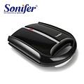 Sonifer Sonifer contactgrill SF-6061 Dubbelzijdig