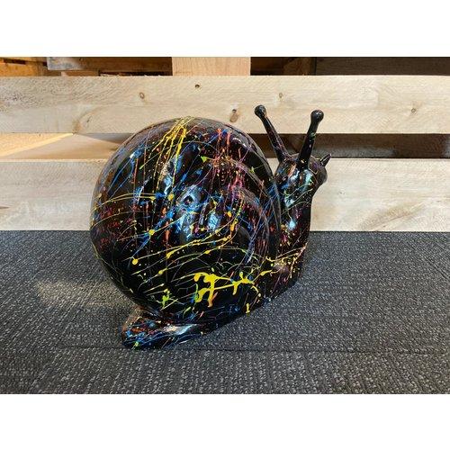Slak - Pop art collection - colourful splash