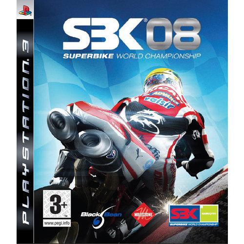 playstation SBK08