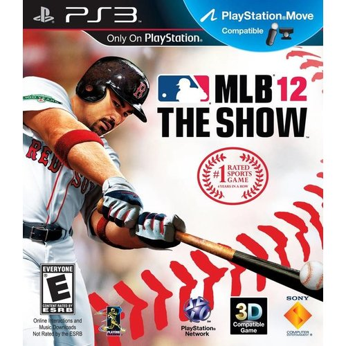 playstation MLB 12 The show - ps3