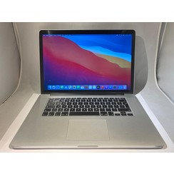 Macbook pro mid 2015 - 15 inch - B-grade - coating
