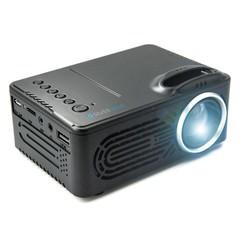 Silvergear Mini LCD Projector - Accuduur 20 uur - Compact & Draagbaar
