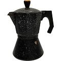 Rosenberg Rosenberg Espresso maker inductie aluminium - percolator 12 kops – zwart