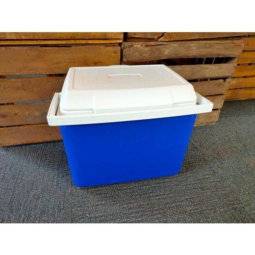 Coolbox 20 liter - Blauw