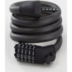 Fietsslot Segway 120 Cm Zwart