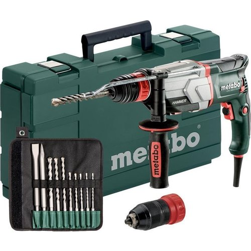 Metabo Metabo UHE 2660-2 Quick Set Multihamer+10 delig boor beitelset