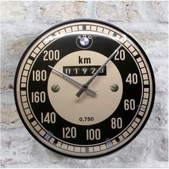 Nostalgic Art Wandklok 30 cm BMW Tachometer
