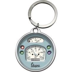 Vespa Tachometer Sleutelhanger