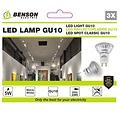 benson Benson LED Spot Lamp GU10 - 50 x 55 mm