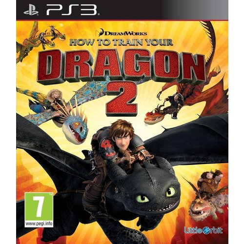 playstation How To Train Your Dragon 2