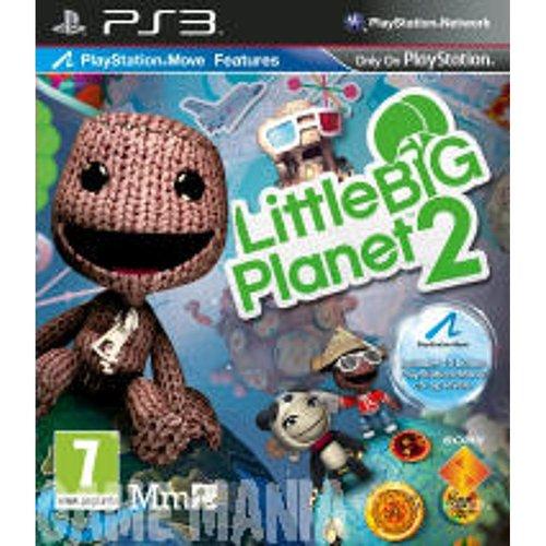 playstation LittleBigPlanet 2 - PS3