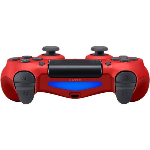 PS4 Sony Dual Shock 4 Controller V2 - PS4 - Rood