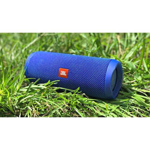 jbl JBL Flip 4 - Bluetooth Speaker - Blauw
