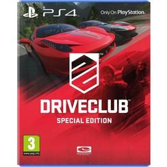 Driveclub Special Edition - no dlc