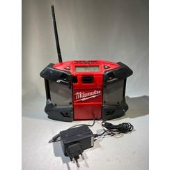 MILWAUKEE C12 JSR-0 RADIO MET MP3