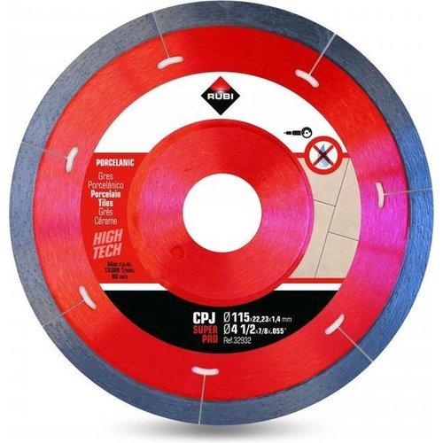 Rubi Zaagblad Superpro CPJ 115mm