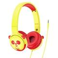 Hoco Hoofdtelefoon voor kinderen - Geel
