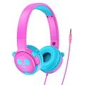 Hoco Hoofdtelefoon voor kinderen - Roze
