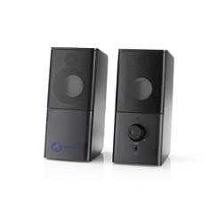 Nedis Gaming-luidsprekers | 2.0 | over USB Gevoed | 3,5 mm