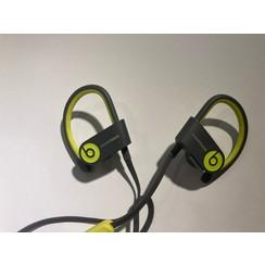 Beats Powerbeats2 grijs lime