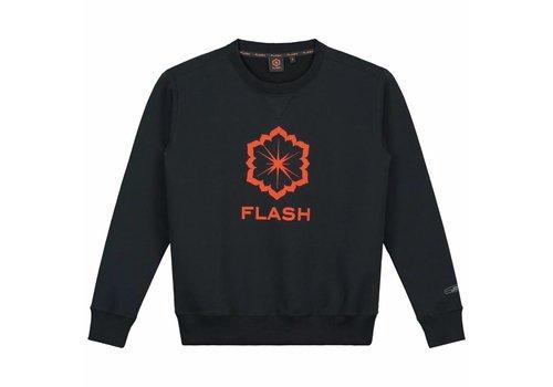 FLASH Hockey Sweater - Black -  Woman