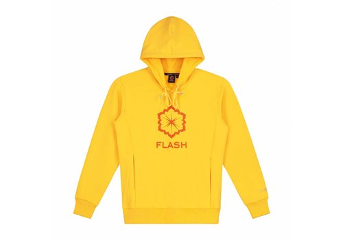 FLASH Hockey Hoodies - Geel
