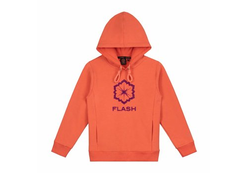 FLASH Hockey Hoodies - Oranje -  KIDS
