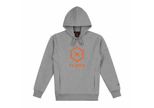 FLASH Hockey Hoodies KIDS - Grey