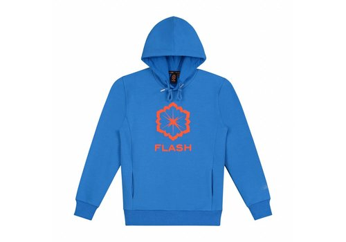 FLASH Hockey Hoodies KIDS - Blue