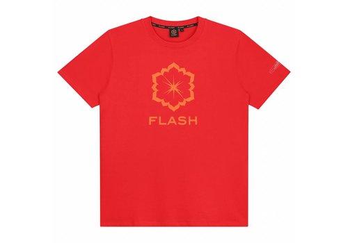 FLASH Hockey Hockey T-Shirt Heren Rood