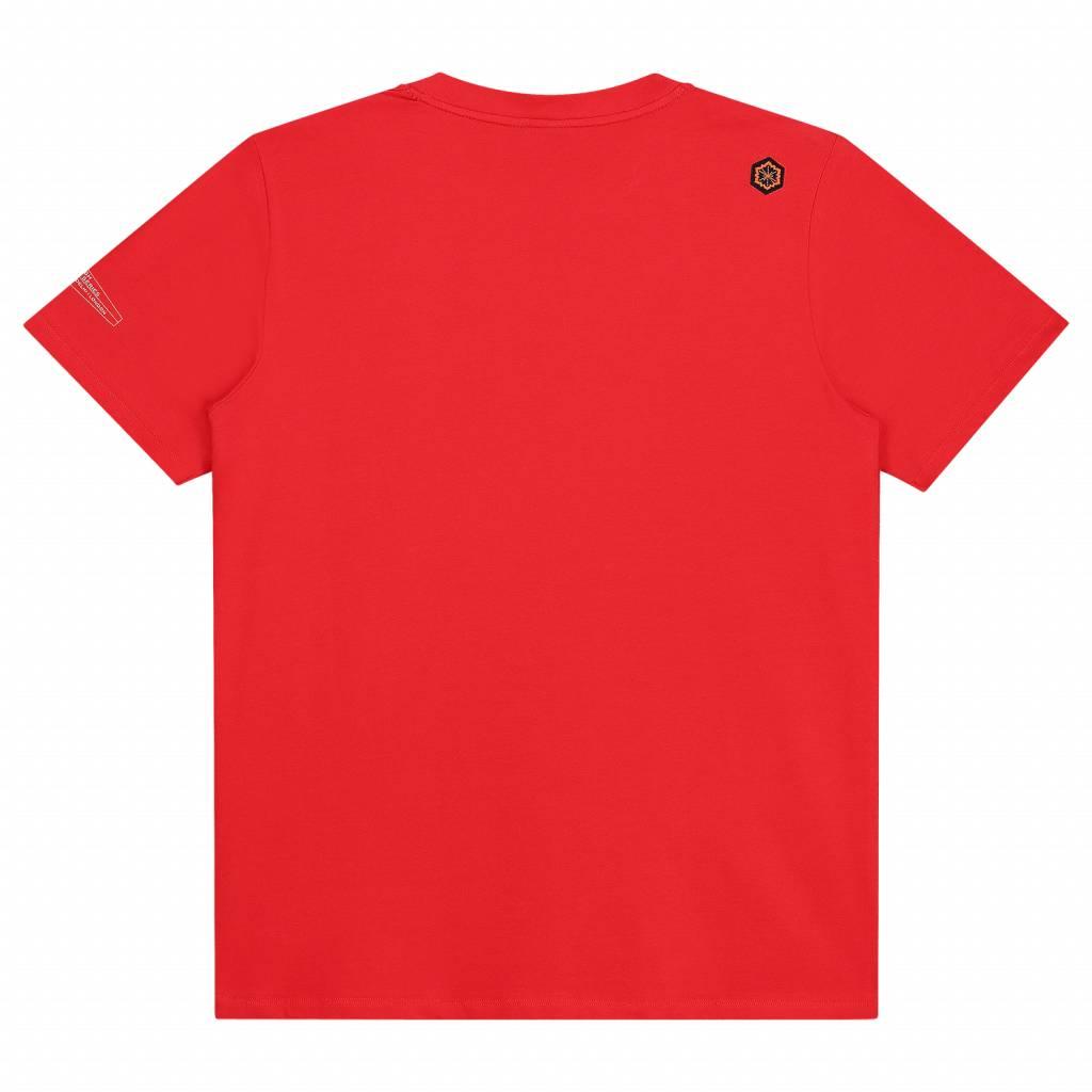 Hockey T-shirt - Men - Red