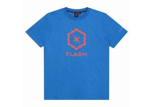 FLASH Hockey Hockey T-Shirt Heren Blauw
