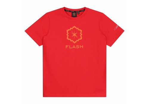 FLASH Hockey T-Shirt - Rood - KIDS