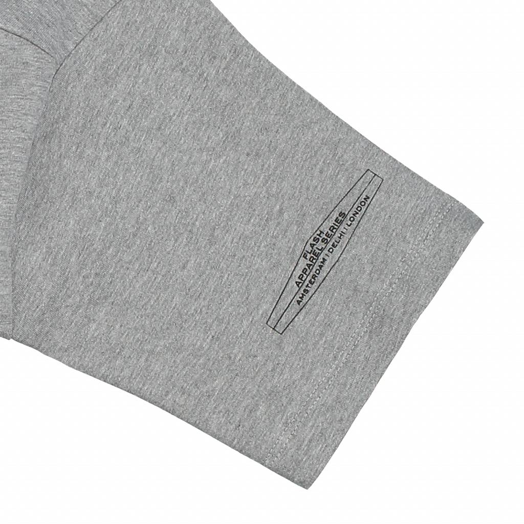 T-shirt -  Hockey KIDS - Grey