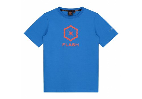 FLASH Hockey T-Shirt - Blauw -  KIDS