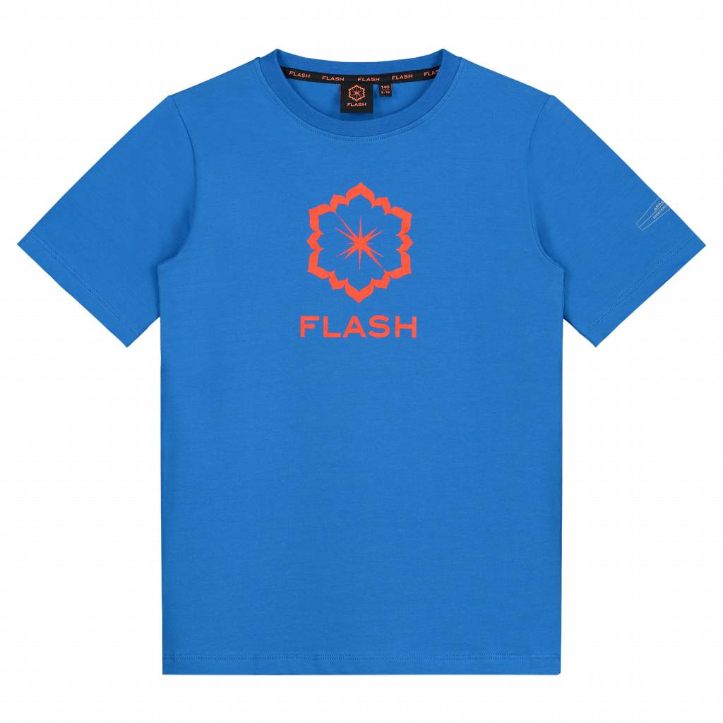 T-shirt -  Hockey KIDS - Blue