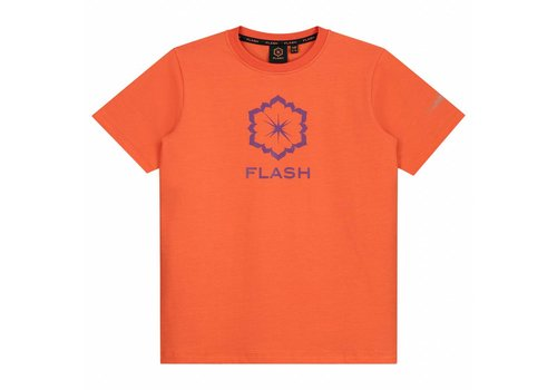FLASH Hockey T-Shirt - Oranje -  KIDS