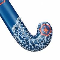Junior Hockeystick - Kind - Blauw Oranje