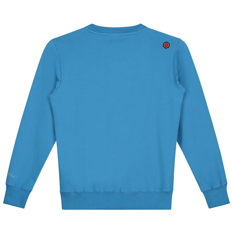 FLASH Hockey Sweater Arjun Mannen Sweater Blauw