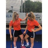 T-shirts - Hockey  Women - Orange