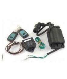 Begrenzer regelbaar + afstandsbediening Euro CDI 35km Piaggio 4-takt 2-klepper
