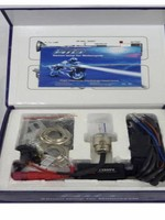 Xenon kit 8000K blauw DC 12V 25watt