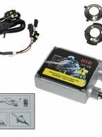 Verlichting set xenon hid DC accu model gelijkstroom DMP