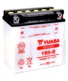 Accu Nitro Yb9-B-Wa 12v-9ah High Crancking Power (Met Zuurpakket)
