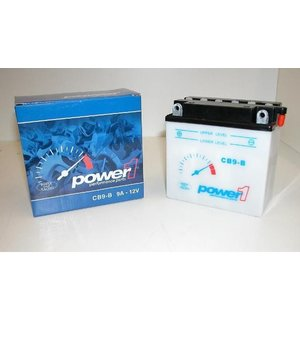ACCU YB9-B VESPA LX ET4-50 POWER1