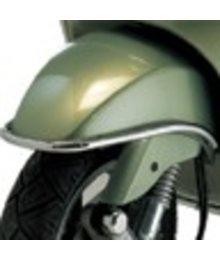 Sierbeugel voorspatbord lxv/ primav/ sprin/ Vespa lx chroom