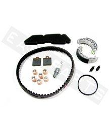 Onderhoudspakket Vespa Lx / S / Piaggio Zip 2-Takt