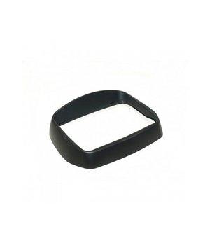 Koplamp rand Vespa S Mat zwart sierrand