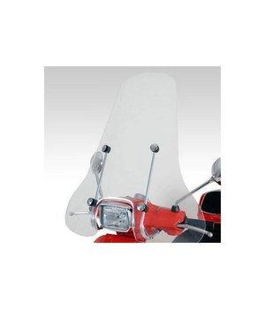 Origineel Vespa S hoog windscherm incl. bevestigingsbeugels