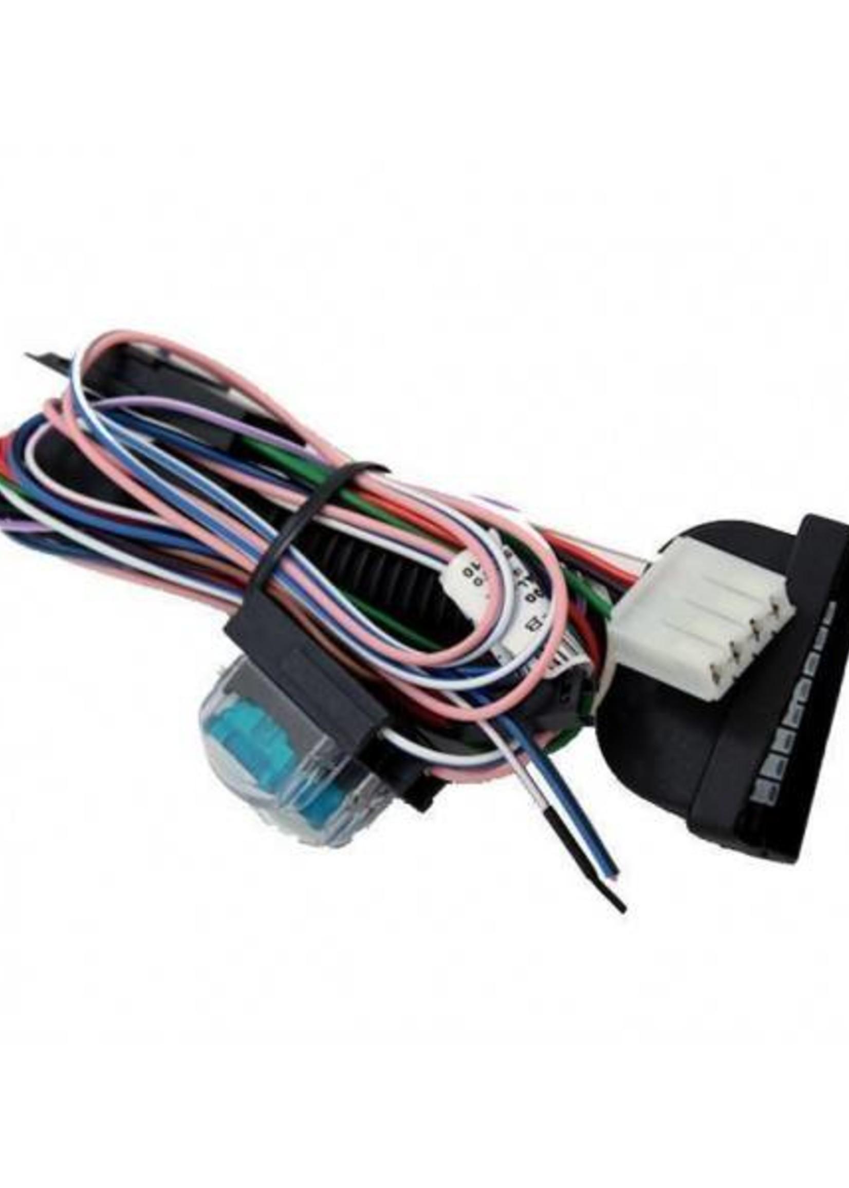 Draadboom Piaggio alarm voor E-lux en E-1 2 takt / 4 takt alarm kabel origineel